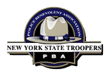 NYS Troopers Badge